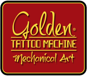 Golden Tattoo Machine®